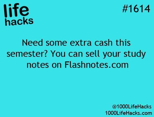 Looking for ways to keep some extra cash in your pocket this school year? Here a...