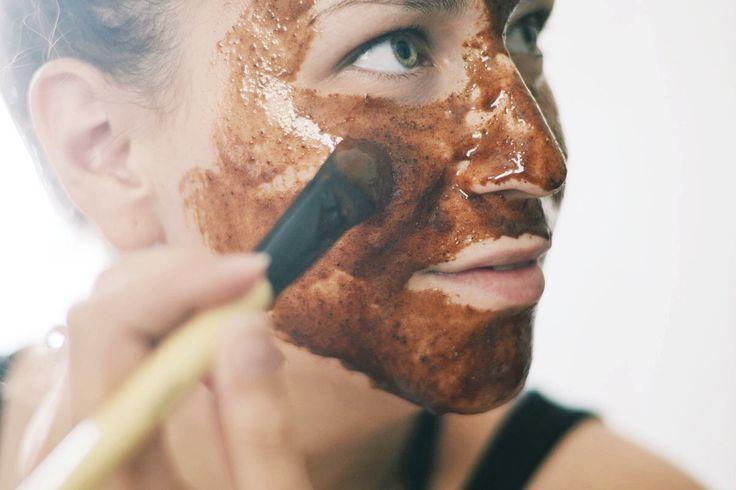 DIY: indian 'mud' mask