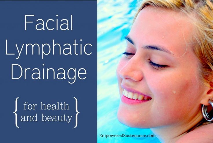 Happy lymph for a healthy body Our lymph system is like the garbage disposal for...