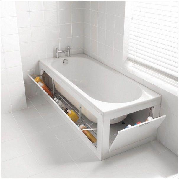 On a trouvé 20 astuces géniales pour organiser comme un pro votre salle de bai...