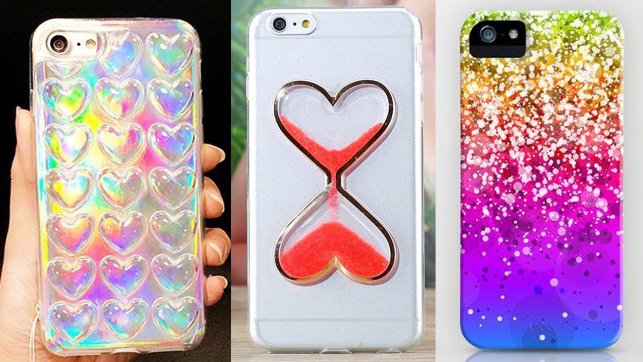 huge discount a0417 d2fa7 Life Hacks Ideas: DIY Phone Case Life Hacks! 30 Phone DIY Projects ...