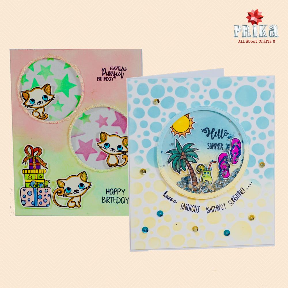Diy Fun And Easy Birthday Cards With Prika Prika Medium