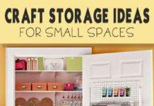 DIY Crafts : Craft Storage Ideas For Small Spaces U2022u2026