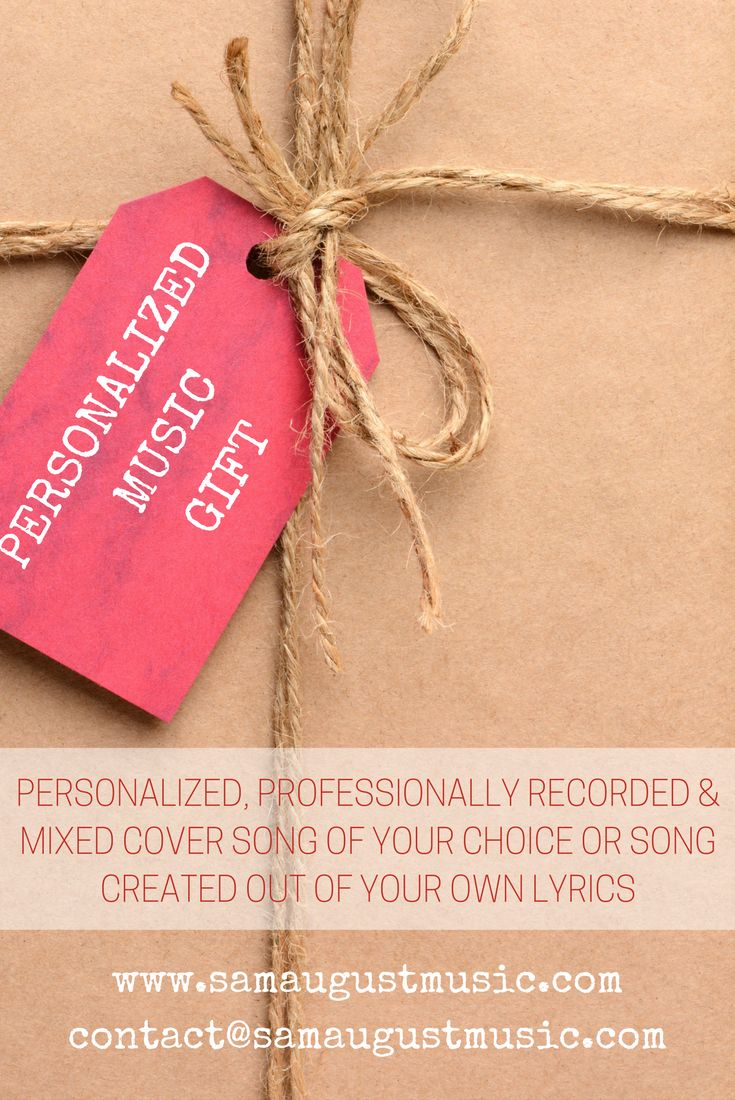 Diy Crafts Love This Gift Idea Send Your Loved One A Personalized Song With Lyrics That Ar Diyall Net Home Of Diy Craft Ideas Inspiration Diy Projects Craft