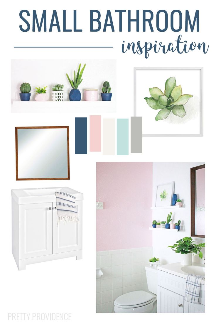 DIY Crafts : Looking for Small Bathroom Inspiration?! Lots of white ...