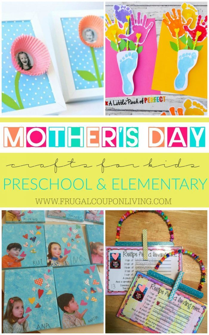 Diy Crafts Mother S Day Crafts For Kids Mother S Day Preschool