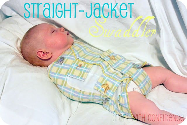 Need your baby to sleep? This sewing pattern is the perfect wrap to help! Sleep ...