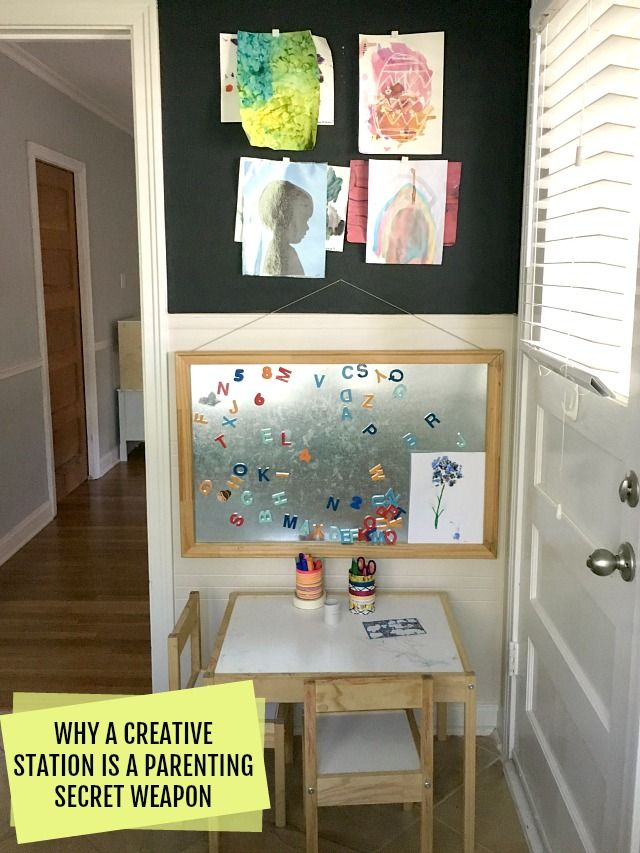 Diy Crafts Tips And Tricks For Setting Up A Creative Station For