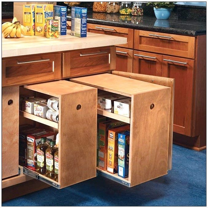 10 #Diy Great  #Kitchen #Storage Anyone Can Do