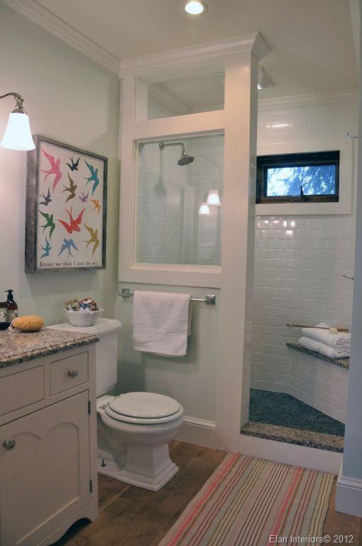 15 Decor and #Design Ideas for Small Bathrooms #diyhomedecor #decor