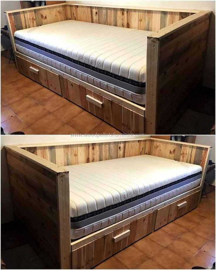 Here We Are Bringing To You An Awesome Reclaimed Wooden Pallet Craft For Th