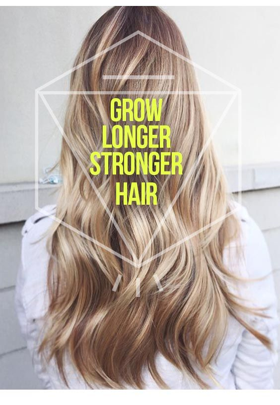 Diy masks hair for stronger, healthier hair photo