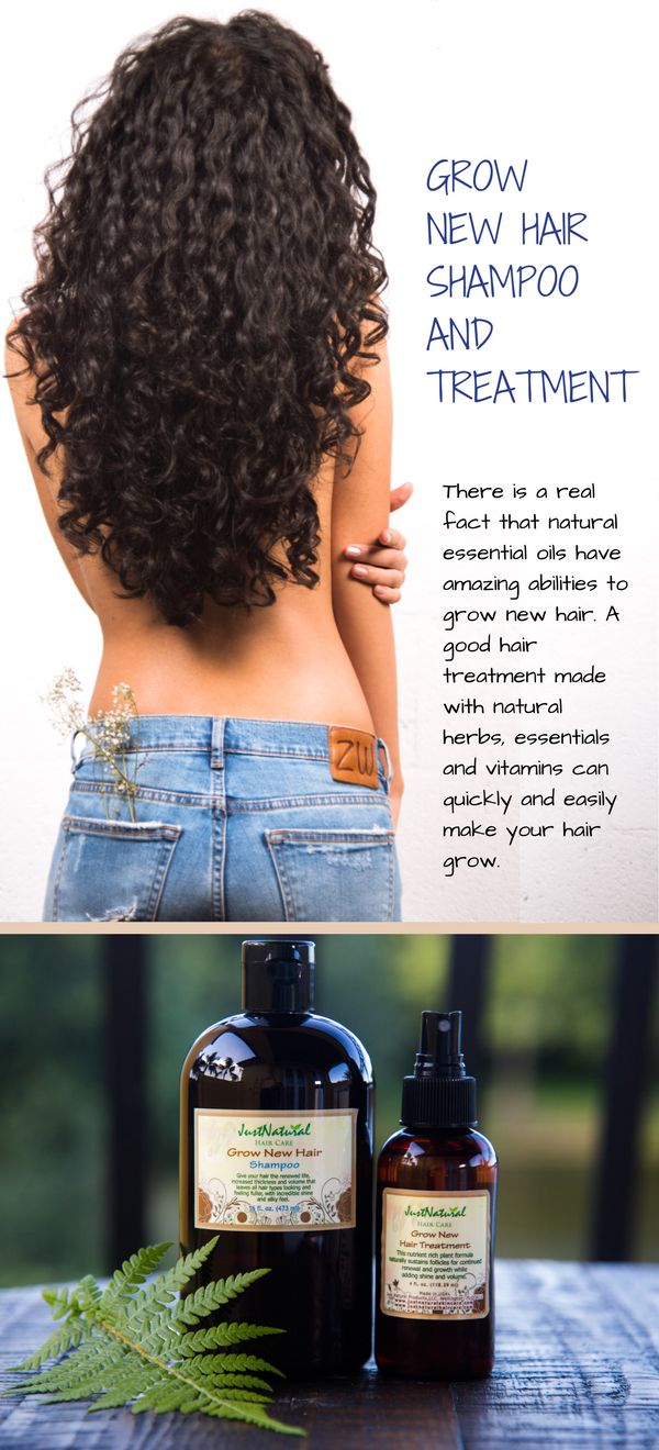 The days of nasty chemicals on hair treatments are gone. Now you can finally get...