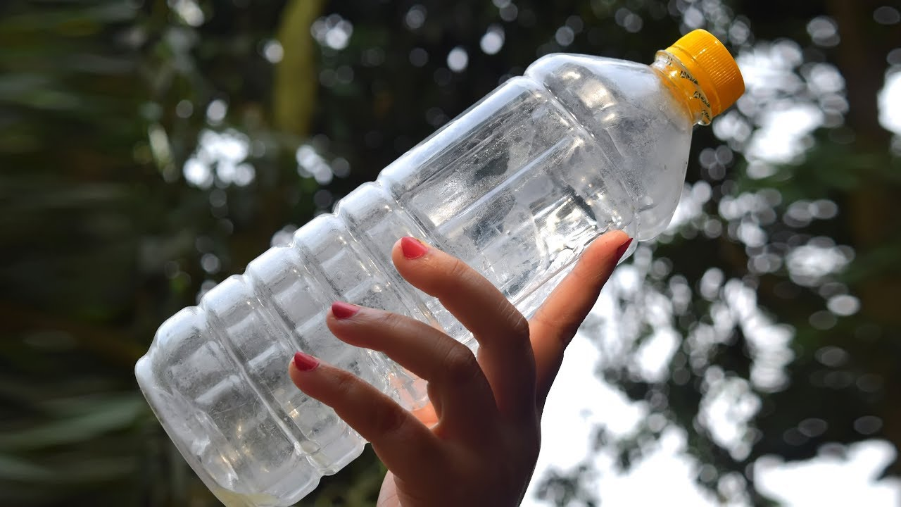 Diy Projects Video 2 Crafts Ideas With Plastic Bottle Best Out Of