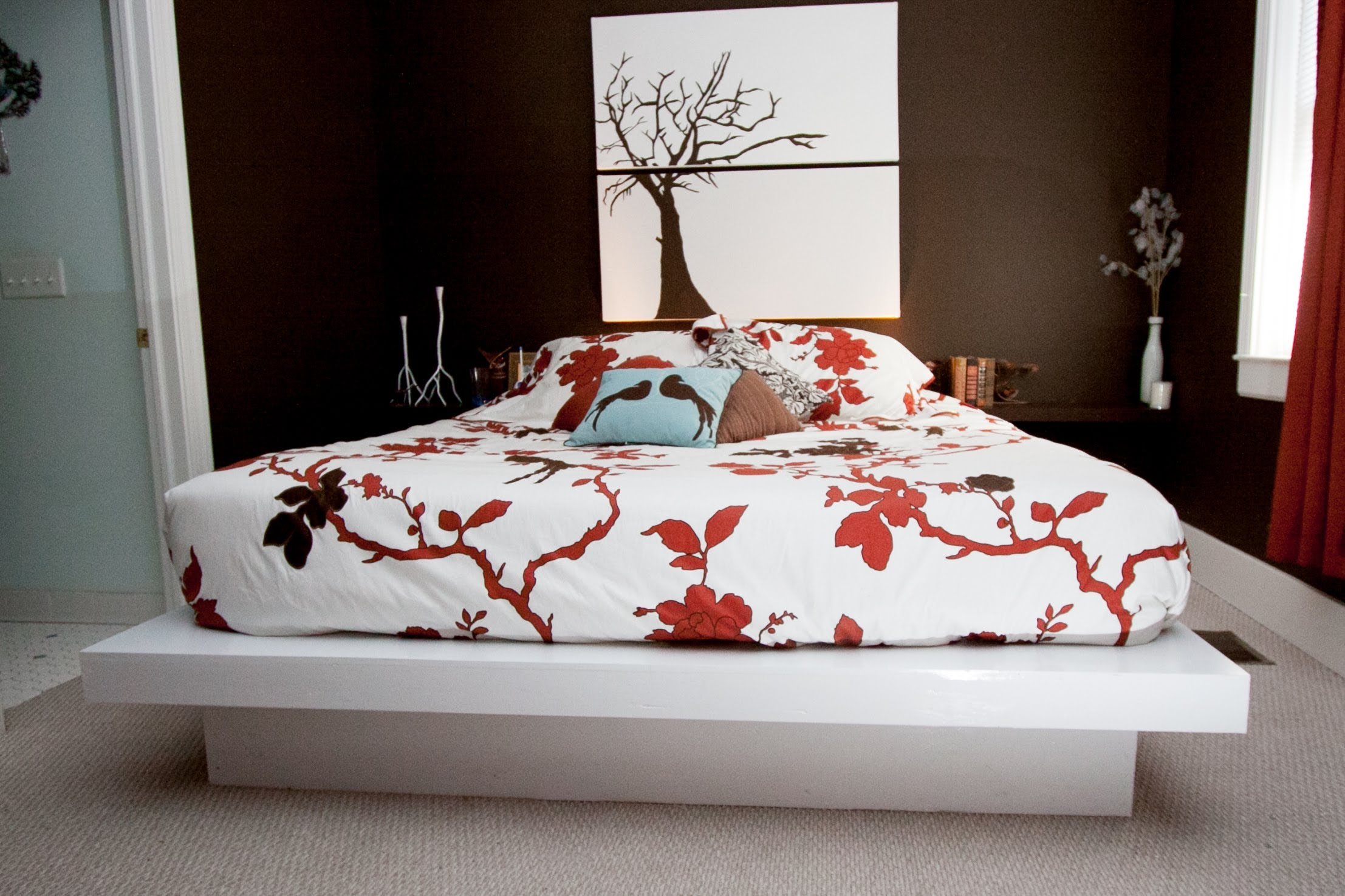 Diy Projects Video Diy Platform Bed Do It Yourself