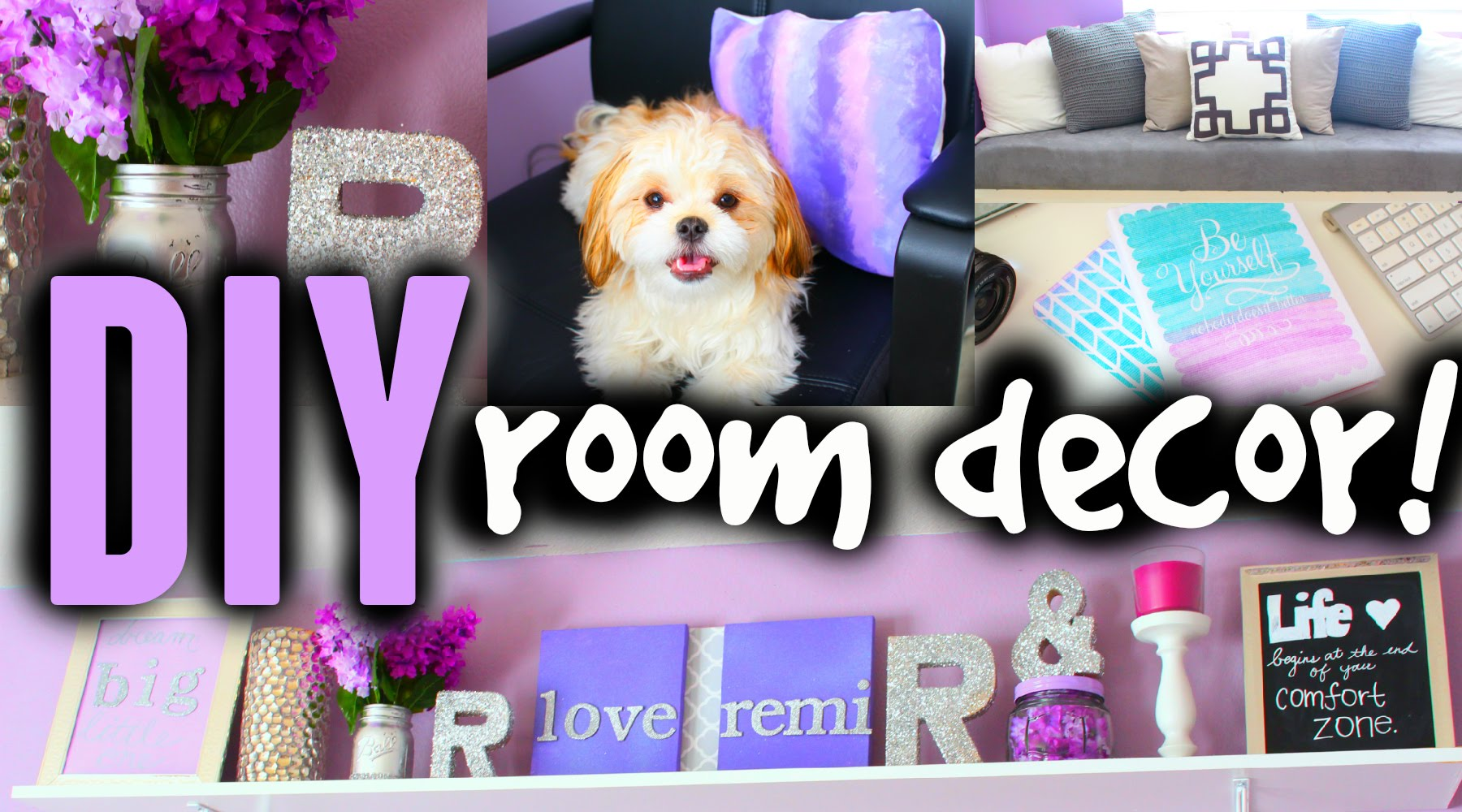 Diy Projects Video Diy Room Decor Ideas For Teens Cute Cheap Easy Diyall Net Home Of Diy Craft Ideas Inspiration Diy Projects Craft Ideas How To S For