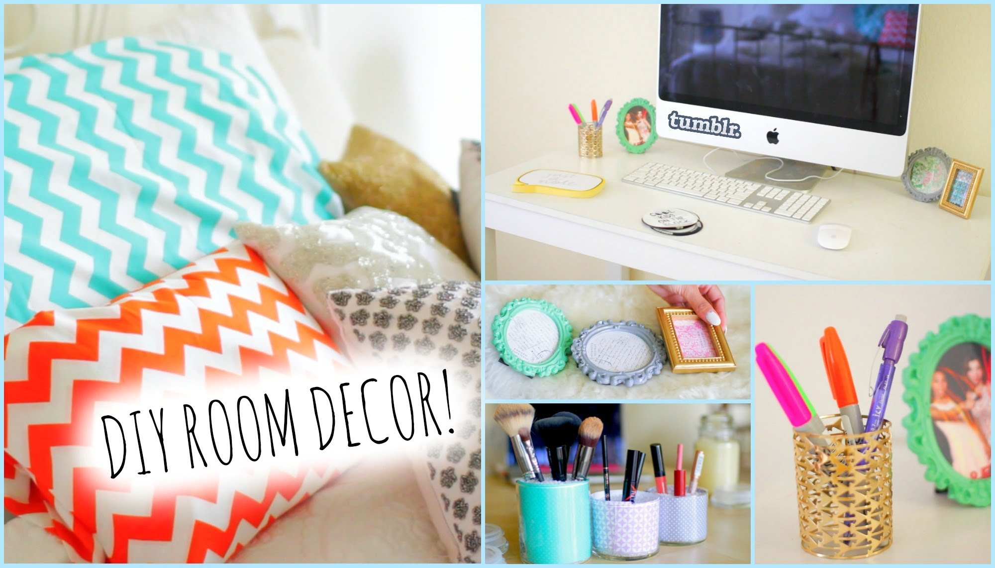 Diy Projects Video Diy Room Decorations For Cheap How To