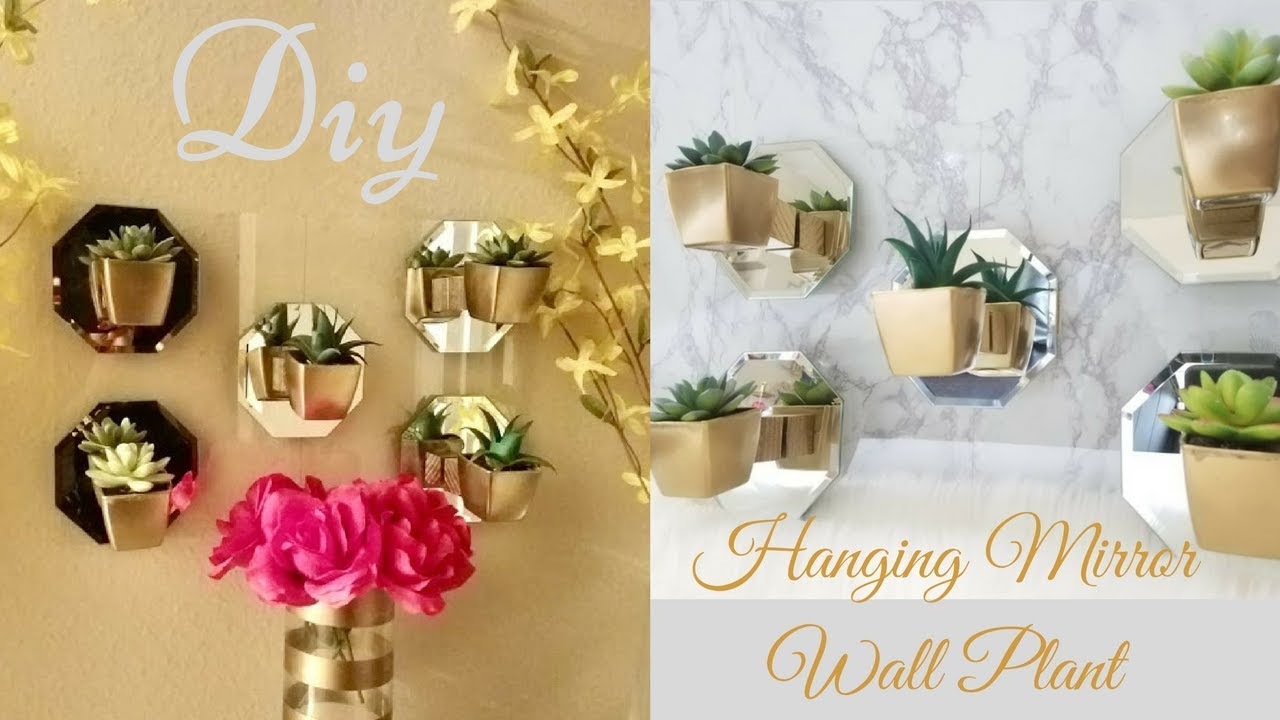 DIY Projects Video: Diy Quick and Easy Dollar Tree Wall Decor ...