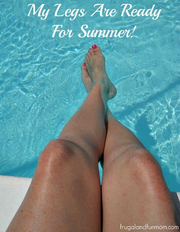 3 Steps To Perfect #Summer Legs! #SummerizeYourLegs #cbias #shop #beauty
