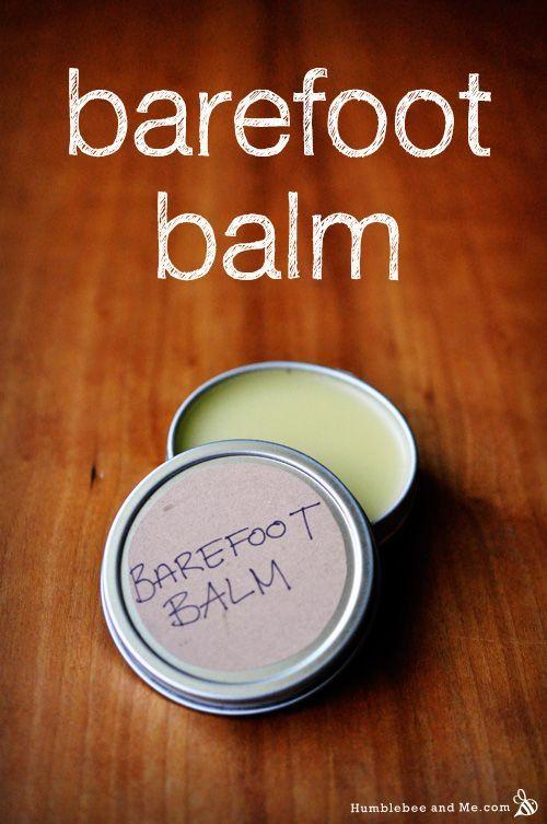 Barefoot Balm