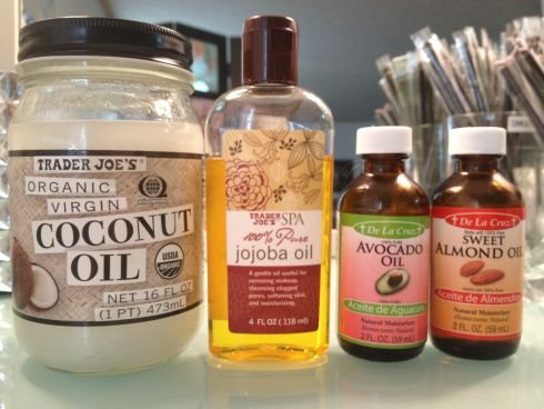Oils to use for skin and hair - there is a great list of what they are used for ...