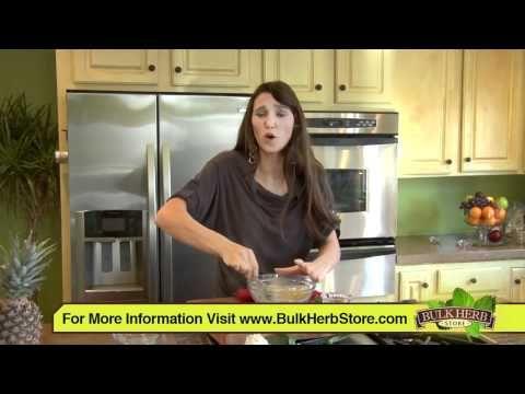 Shoshanna's Kitchen - Episode 42 - Herbal Face Mask
