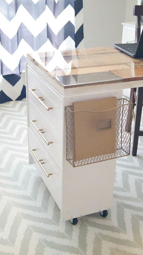 Get ready for some serious DIY furniture inspiration with these 14 Ikea Rast hac...