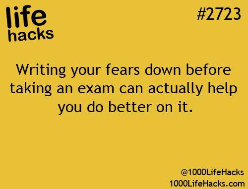 Exam hack !