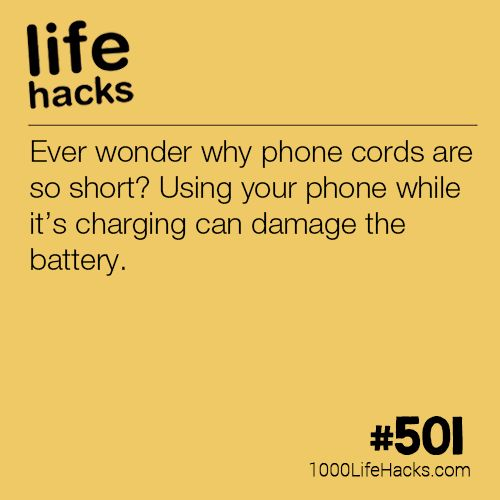 Why Phone Cords Are So Short