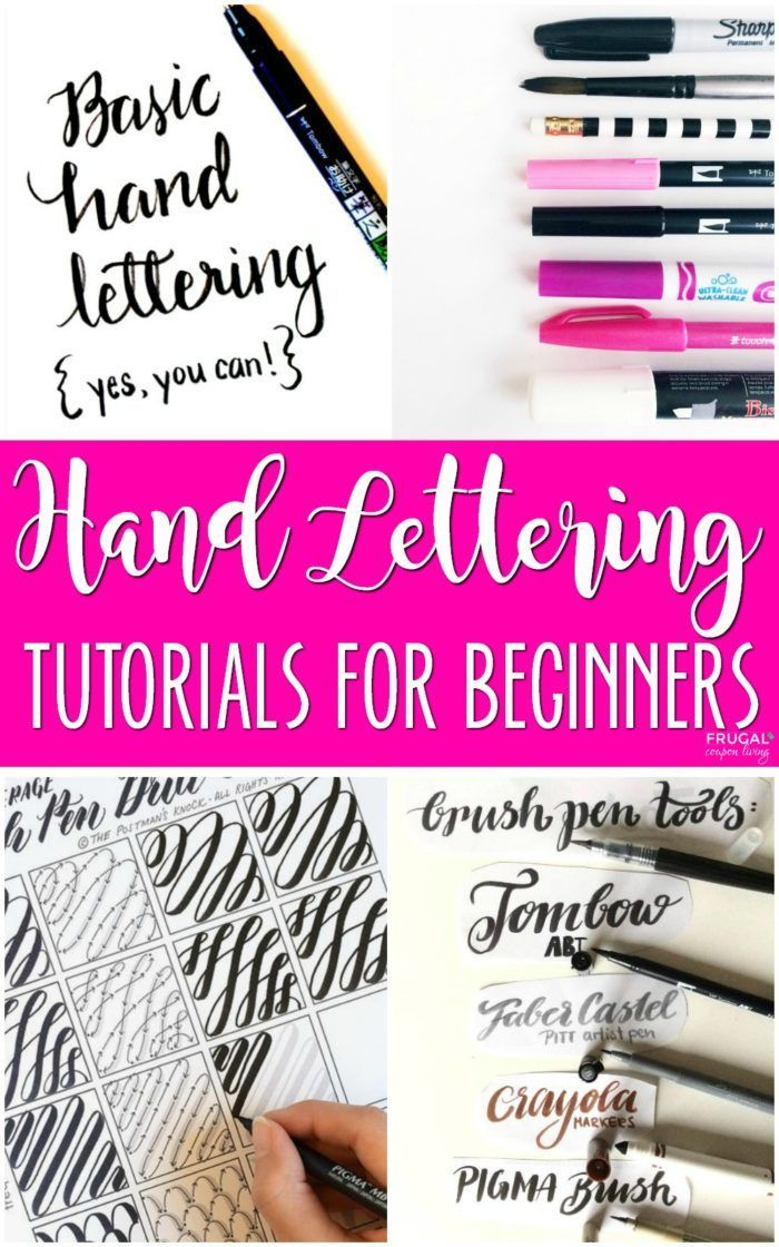 DIY Crafts : Chalkboard Art Tutorials and Hand Lettering