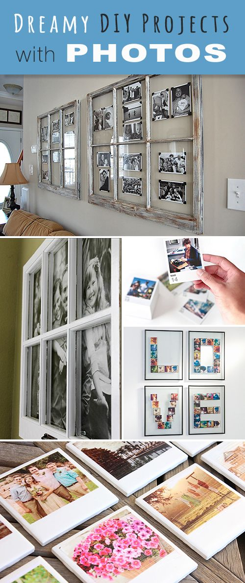 Dreamy DIY Projects with Photos! • Lots of creative ideas and tutorials. Explo...