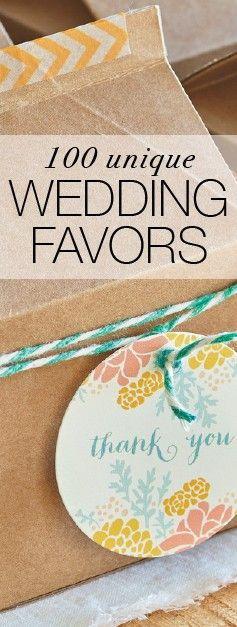 Find the perfect wedding favor that matches your wedding style and theme. Whethe...
