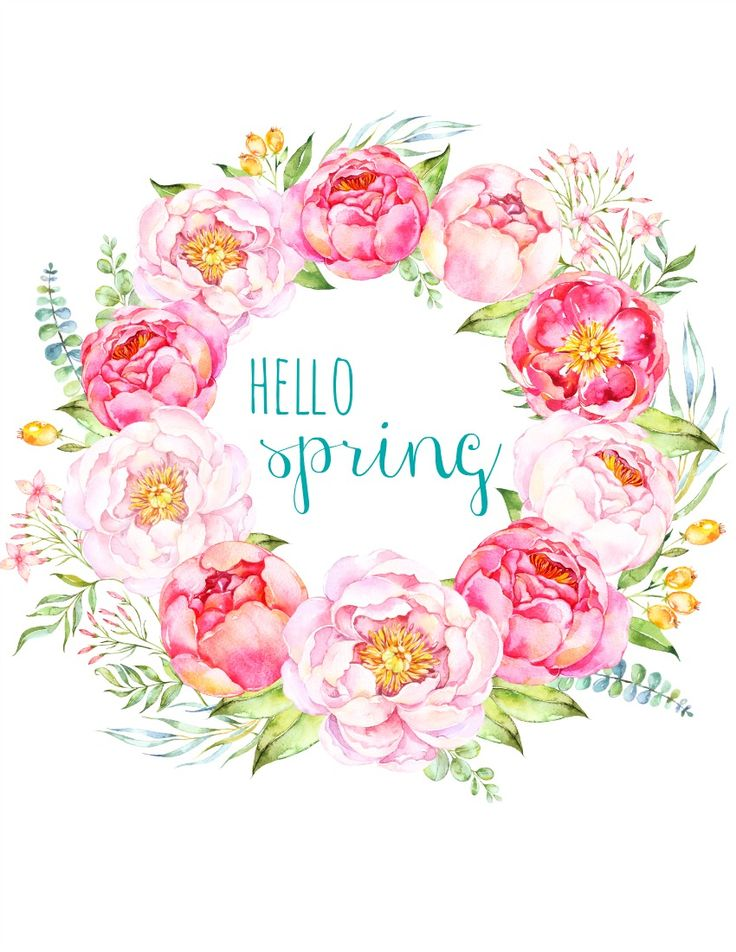 Diy Crafts Free Printable Spring Peony Art Easter Art The