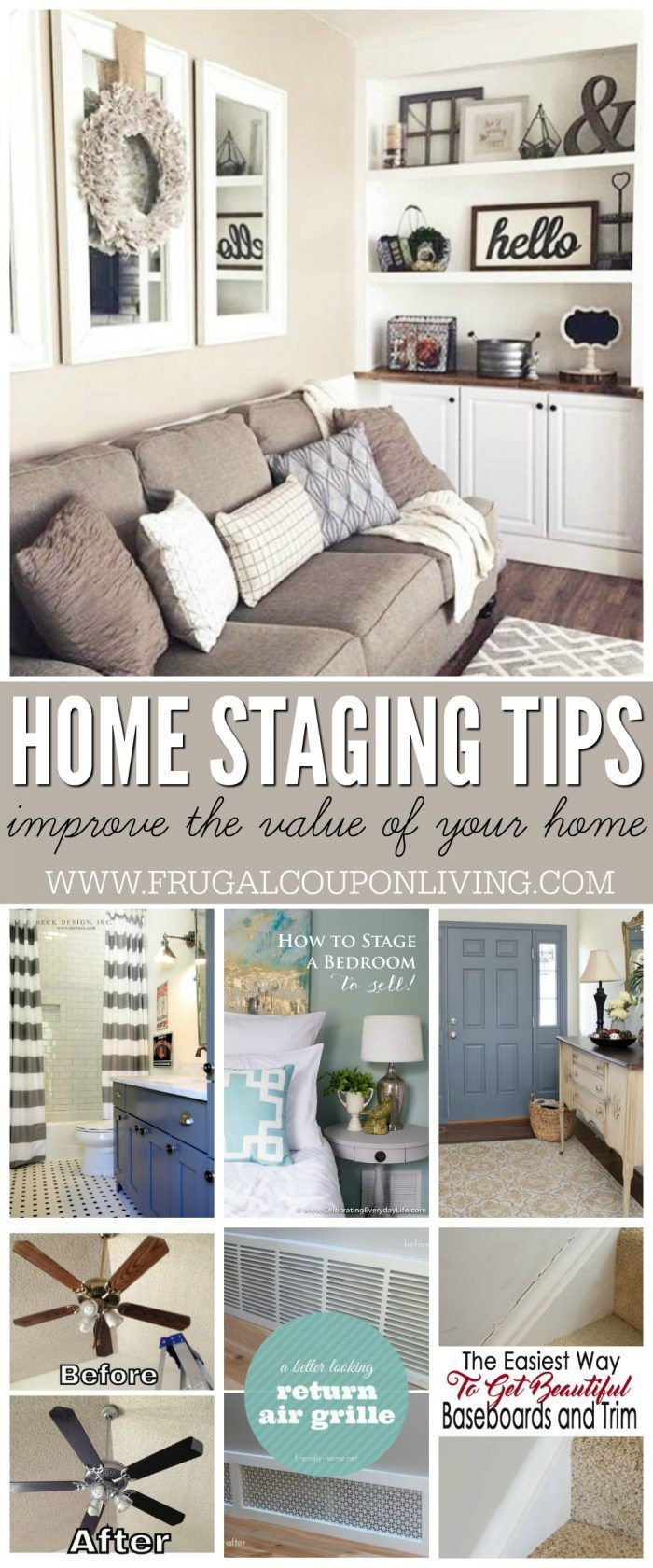 Home Staging Tips And Ideas Improve The Value Of Your Before A By