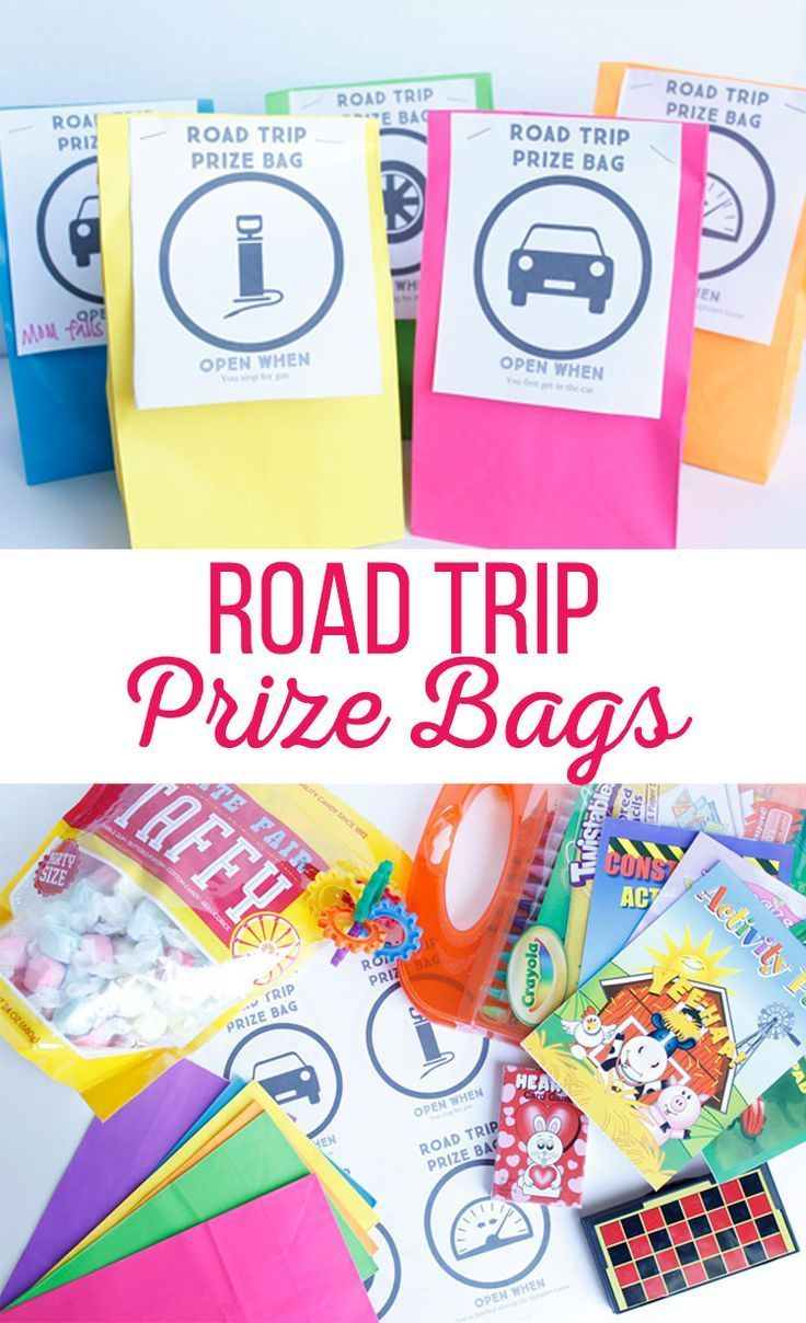 If you're planning a family road trip, chances are you will need these Road Tr...