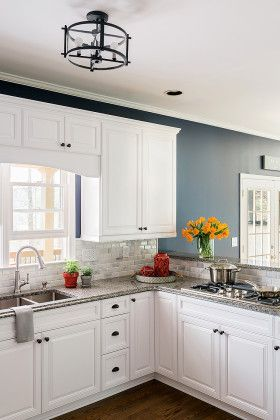 My Kitchen Cabinet Refacing: You Won't Believe The Difference!