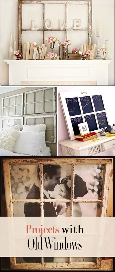 Diy Crafts 11 Creative Projects With Old Windows Diyall Net
