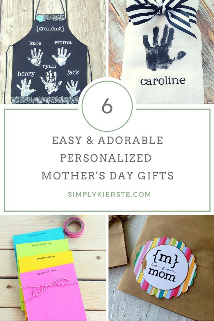 DIY Crafts : These personalized and handmade Mother\'s Day ideas are ...