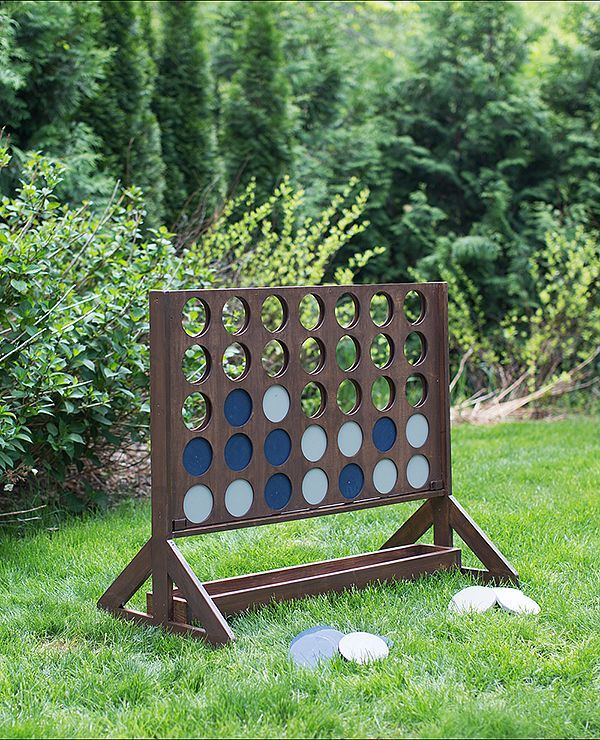 This backyard game is guaranteed family fun! We have the step-by-step instructio...