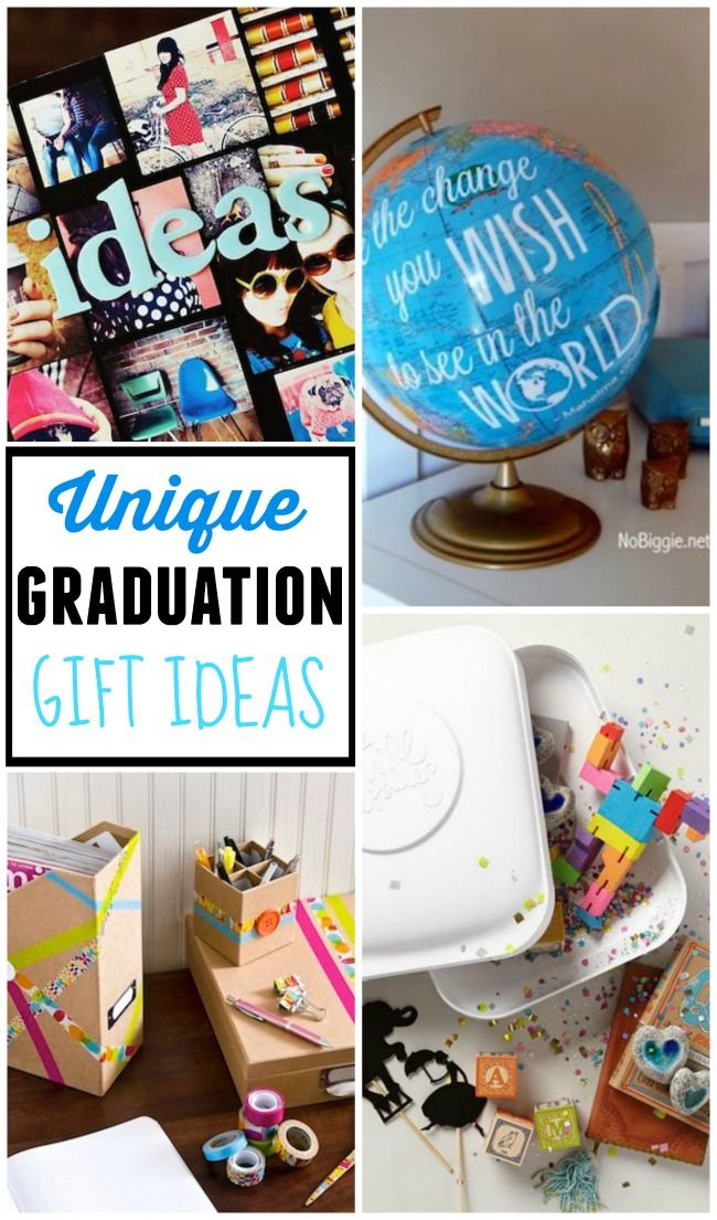 Diy Crafts Unique Graduation Gift Ideas To Celebrate Such A Great