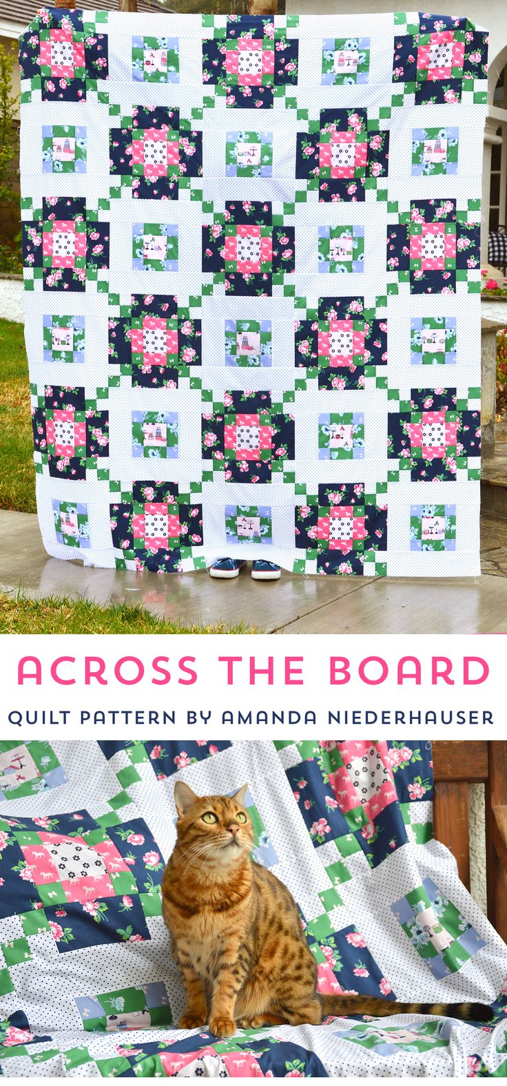 Diy Crafts New Quilt Patterns Across The Board Quilt Pattern By
