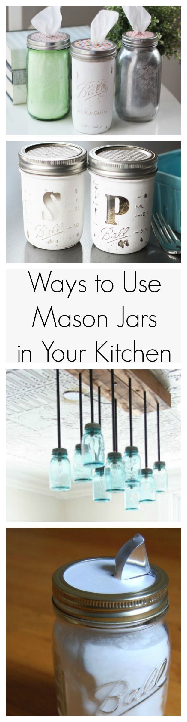 12 Creative #DIY Ideas for the #Kitchen #diydecor