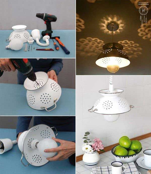 12 #DIY Ideas by Using #Old #Kitchen Items
