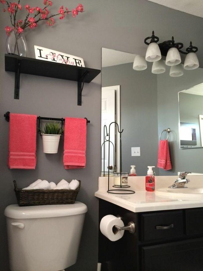 DIY Furniture : 20 Cool #Bathroom Decor Ideas #diy ...