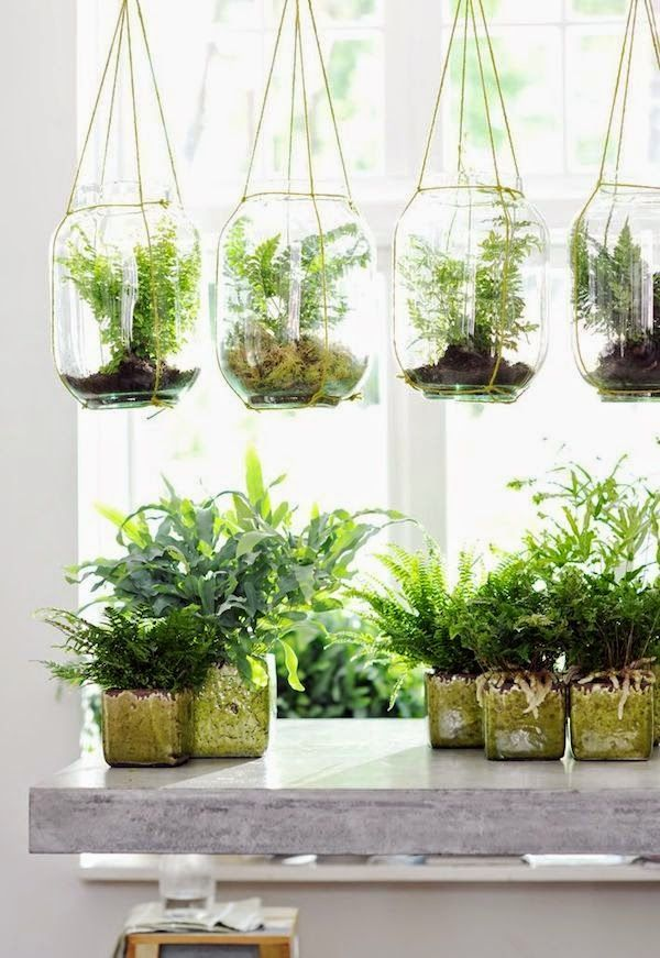 20 Hanging Planter Ideas for Home #decoration #diycrafts #decor