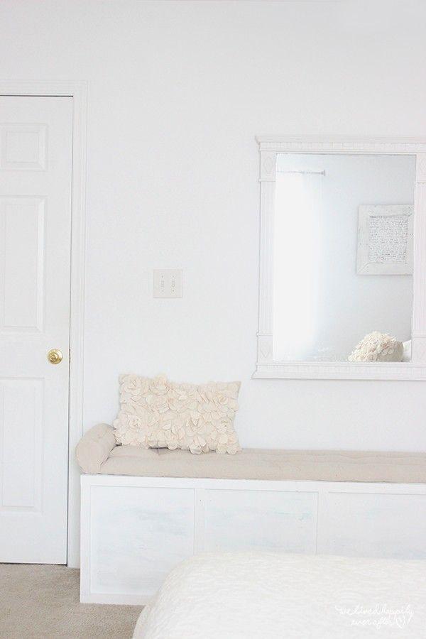 A Peek Into Our Farmhouse Master Bedroom