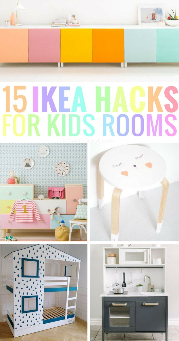 Are you looking for cheap ways to update your kids bedroom or kids playroom? Thi...