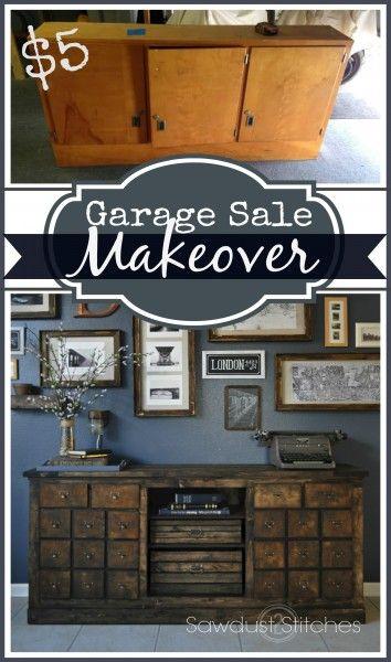 Garage Sale Flip