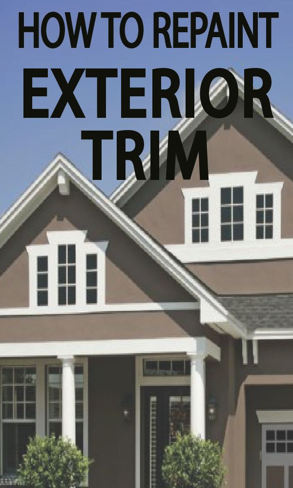 Have you noticed the outside of your home needs a little TLC? Learn how to repai...