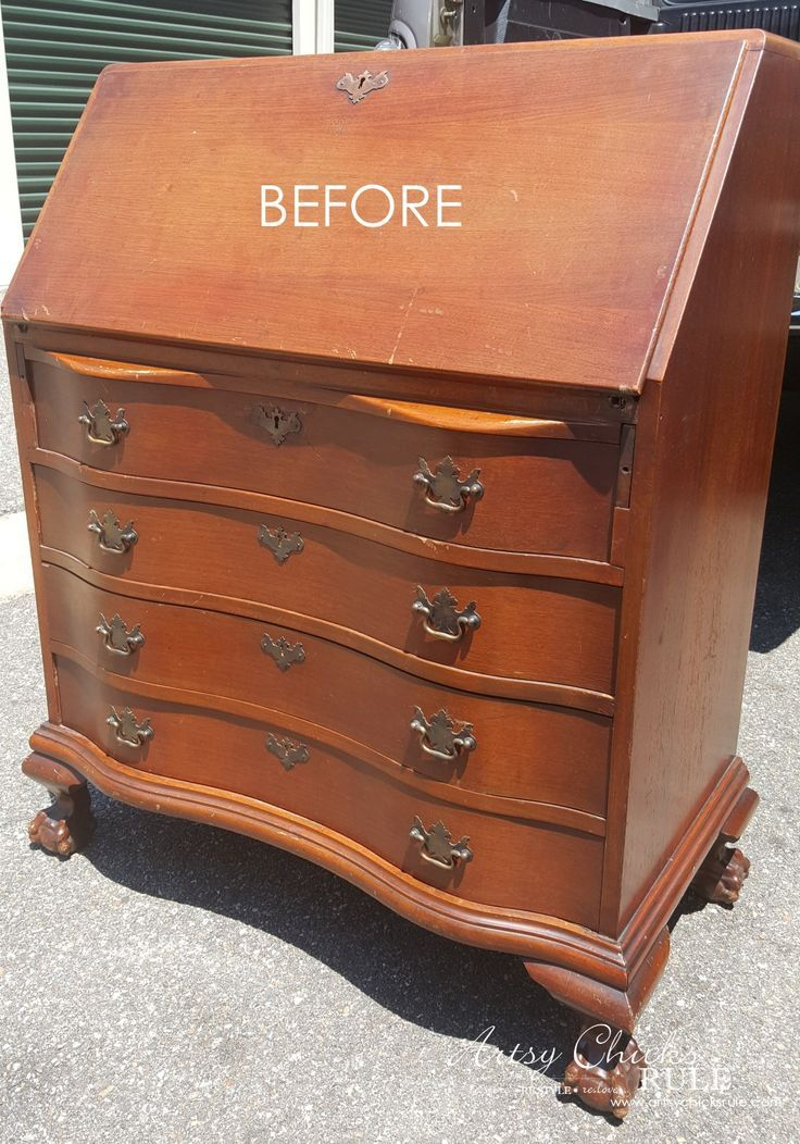 Homemade Furniture Wax For Chalk Paint